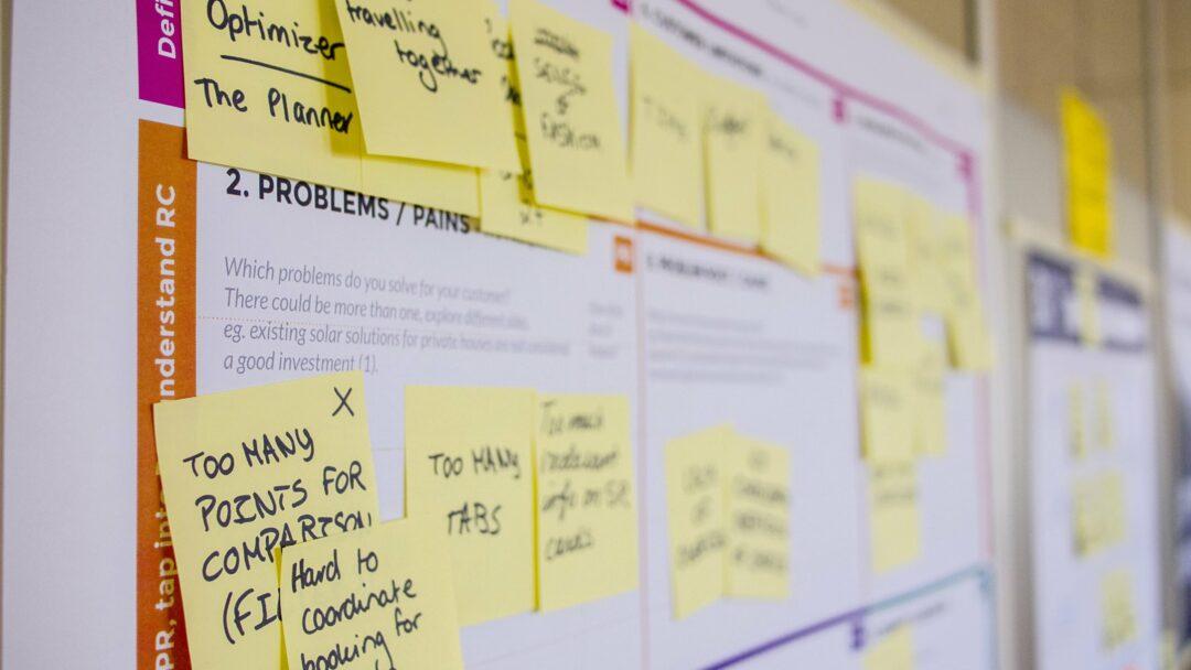 Herausforderung Brainstorming